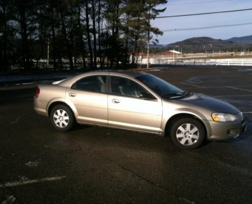 For Sale: 2002 Dodge Stratus