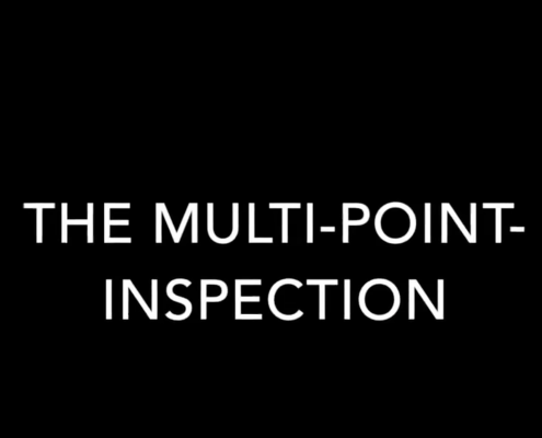 Miulti-point inspection